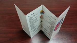 accordion fold brochure printing