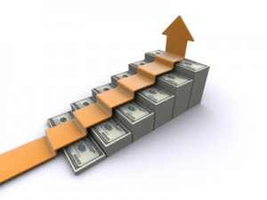 Dollars Stairway
