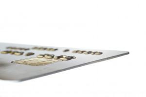 Embossed Credit Card