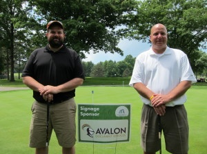 JP & Chris CMBA Golf